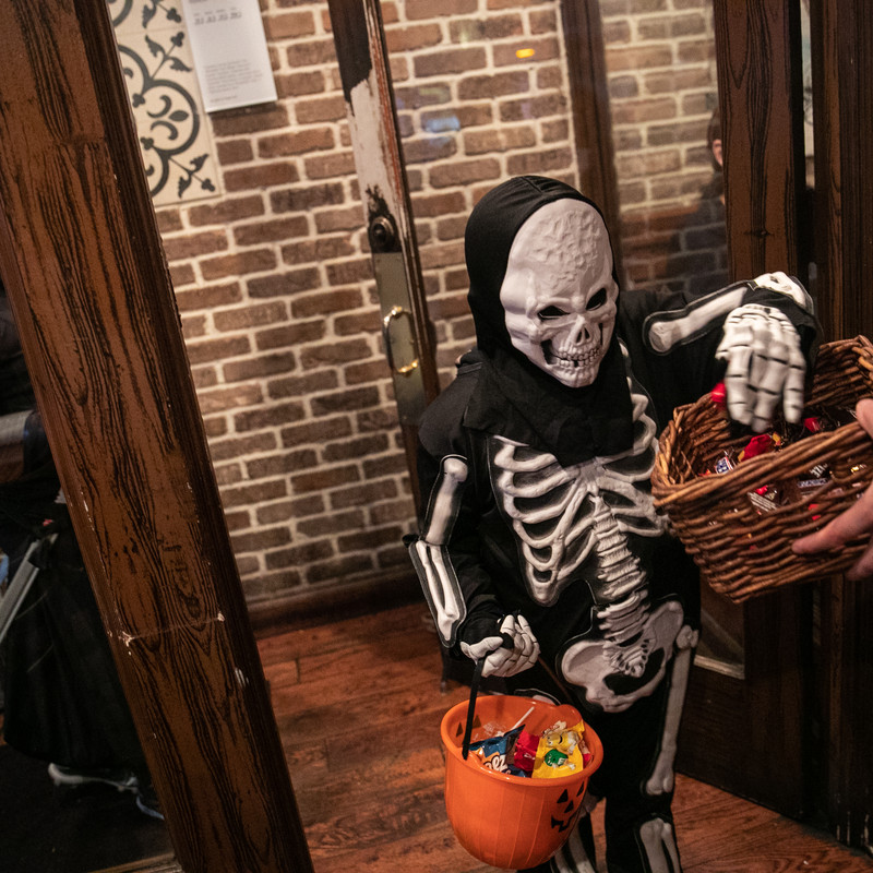 An Halloween.California Strongly Discourages Trick Or Treating In Halloween Guidelines Kbak
