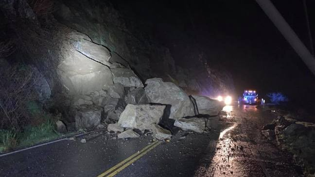 UPDATED: Hwy 178 reopens after nearly 2-day closure for
