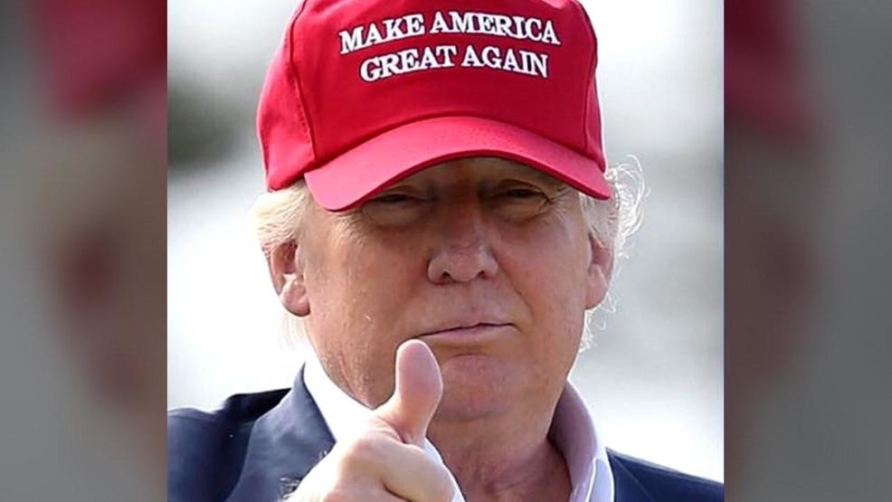 Chef lifts ban on 'Make America Great Again' caps | KBAK