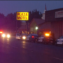 Man in custody after shooting at motel