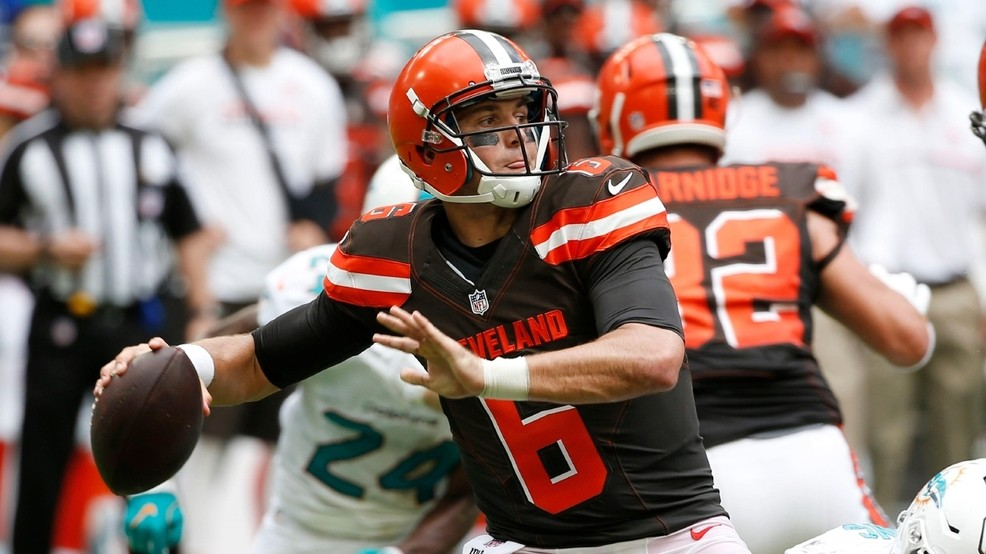 half off 58f5b 6842e Browns send Bakersfield's Cody Kessler to Jaguars for draft ...