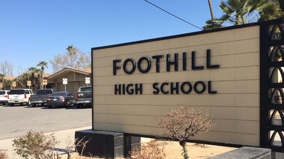 Foothill High Student Reports Suspicious Encounter With Man Kbak