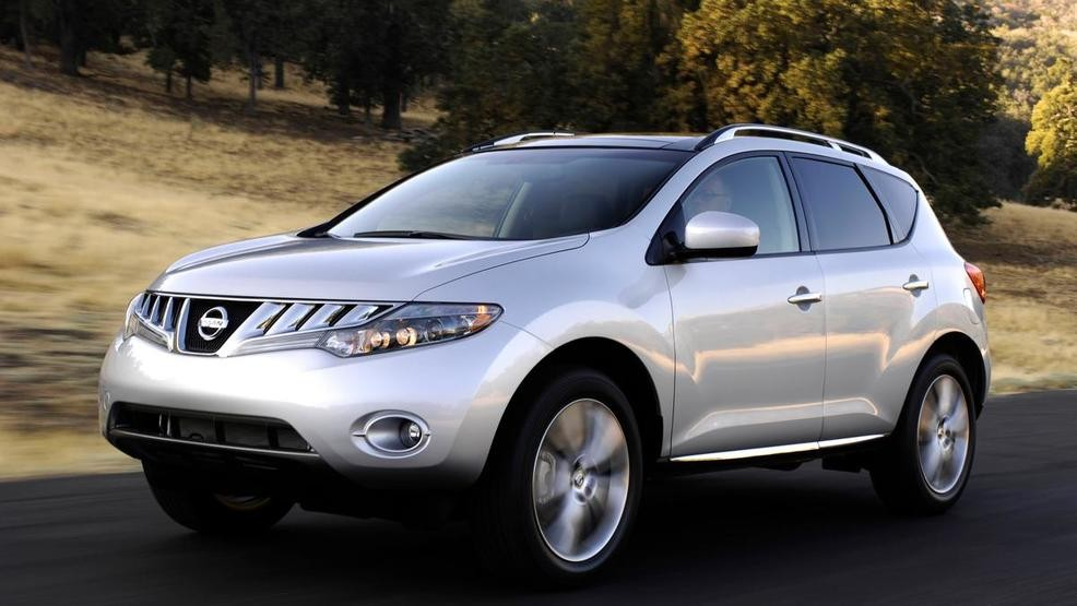 2009 Nissan Murano recalled for ABS quirk | KBAK