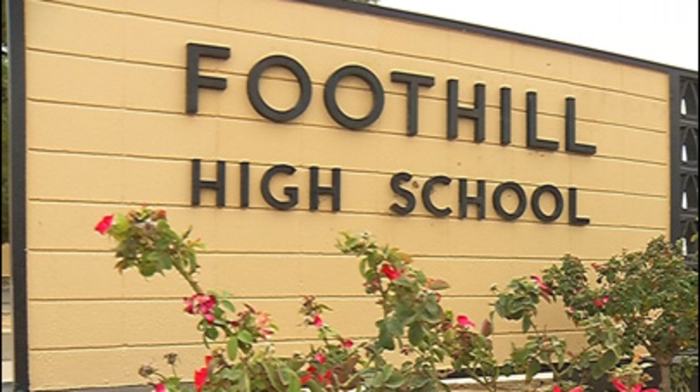 Foothill High School Cancels Class For Monday Due To Water Outage Kbak