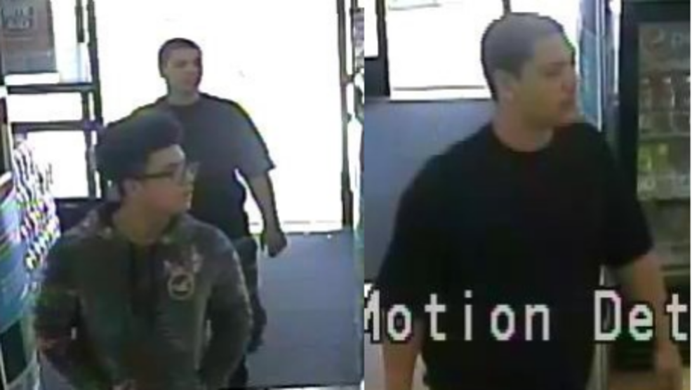 Men wanted in connection with robbery | KBAK