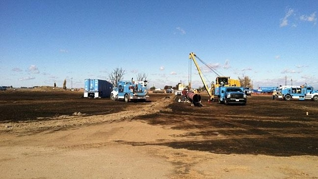 Company owner on gas line explosion: 'We were involved' | KBAK
